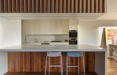 idee renovation cuisine maison contemporaine à brighton en australie cuisine