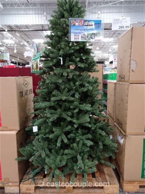 2015 costco christmas tree ez connect 7 5 ft pre lit led tree