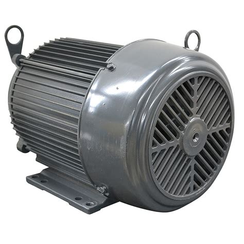 5 HP 3500 RPM 208-230/460 Volt AC 3PH US Motors Electric Motor | US Motors | Brands | www ...