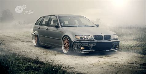 best bmw 330d touring another stanced e46 330d touring page 7 e46fanatics