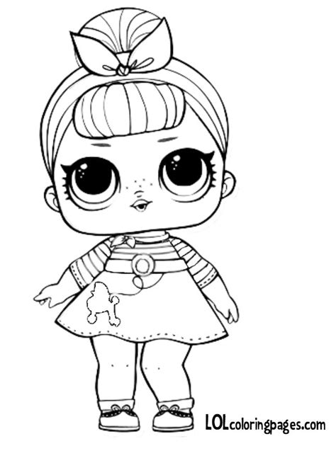 sis swingjpg  pixels lol dolls coloring pages