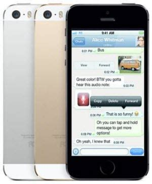 iphone 5s messages how to recover deleted lost iphone 5s whatsapp messages
