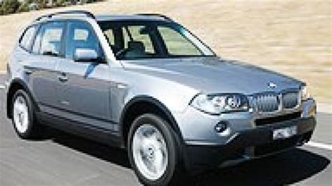 Used Car Review Bmw X3 200406