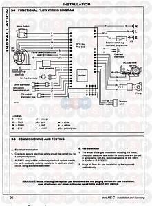 Ideal Evo He C22  24  Wiring Diagram 2 Diagram