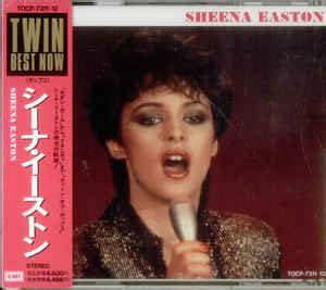 Sheena Easton  Twin Best Now (cd, Compilation, Reissue