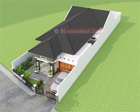 desain rumah asri sederhana rumah desain minimalis