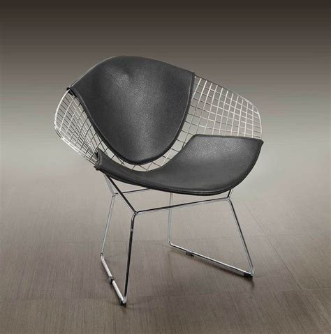 kingy design history ryan  diamond chair harry bertoia