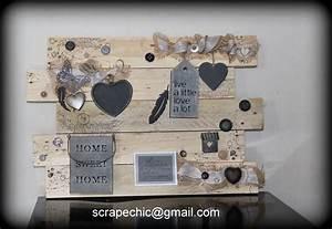 Recyclage Petite Cagette : cadre palette life d co bois cadres activit manuelle d co et d co recyclage ~ Nature-et-papiers.com Idées de Décoration