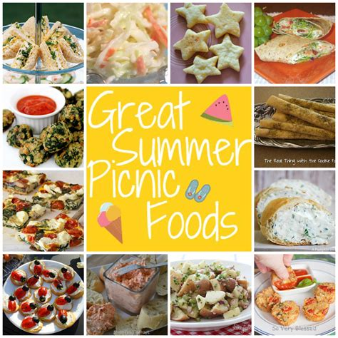 picknic food great summer picnic foods serenity you