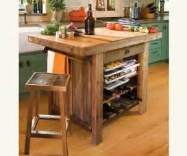 kitchen cart and islands american barn wood kitchen island traditional kitchen