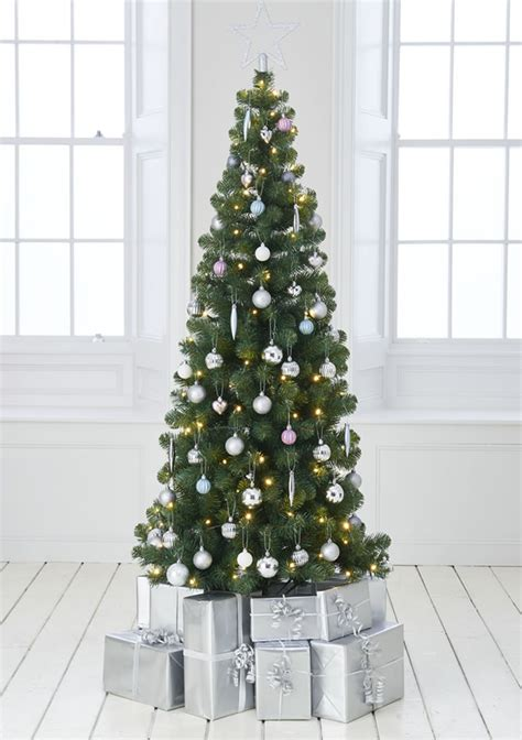 morrisons fake christmas trees best artificial trees to light up the festive season ideal home