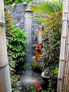 Plante Verte Salle De Bain : comment am nager la salle de bain exotique 40 id es ~ Melissatoandfro.com Idées de Décoration