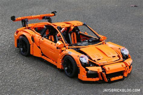 lego porsche gt3 review lego 42056 technic porsche 911 gt3 rs