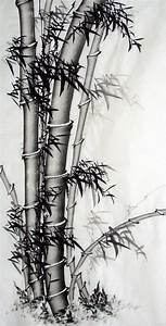 Chinese Bamboo Painting | Chinese Painting Blog