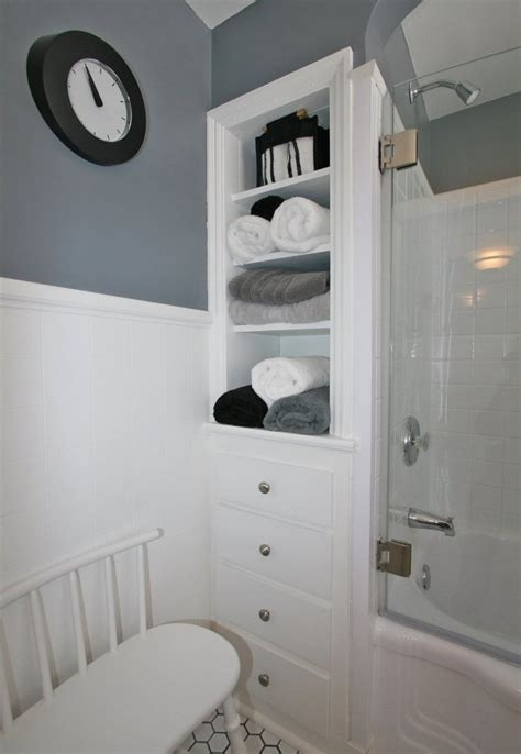 built in bathroom cabinets built in bathroom cabinets bathroom pinterest