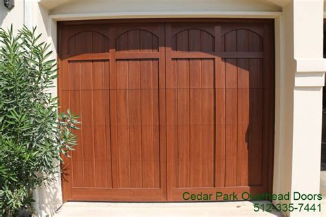 cedar park overhead doors custom wood free garage door in tx cedar park