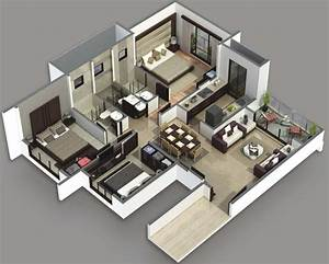 Home Design Bedroom Beach House Plans For Plan ...