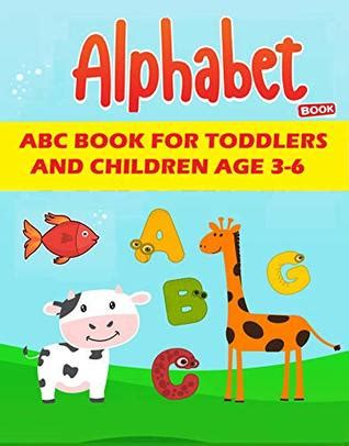 alphabet book abc book  toddlers  children age