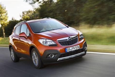 Opel Mokka Turbo Benziner Auch Ohne Allrad Autoplenum At
