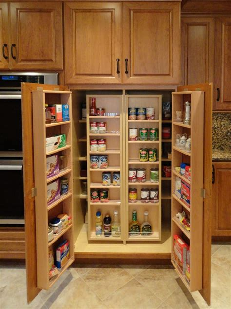 imagining  kitchen pantry cabinet mother hubbards