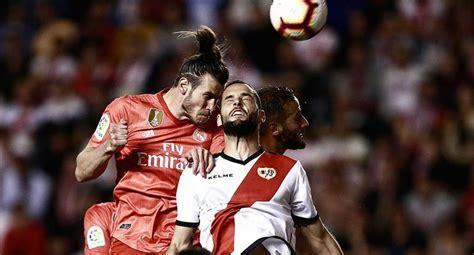 Ver Real Madrid vs. Rayo Vallecano EN VIVO: sigue minuto a ...