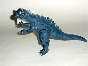 Baby Godzilla 1993 Bandai Near Mint with Tag | Clawmark Toys