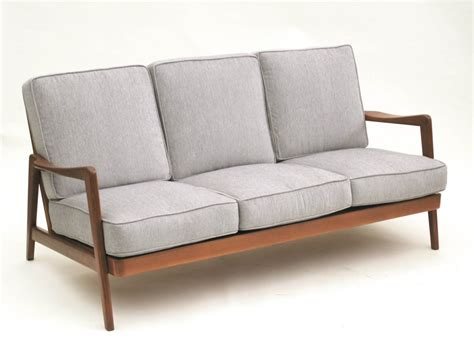 simple wooden sofa finest wood frame homesfeed Simple Wooden Sofa