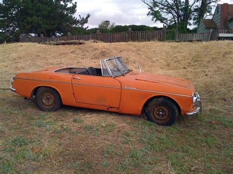 1964 Datsun Fairlady by 1964 Datsun Spl310 Fairlady Roadster