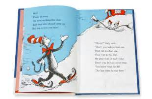 cat in the hat text the cat in the hat comes back dr seuss book club by