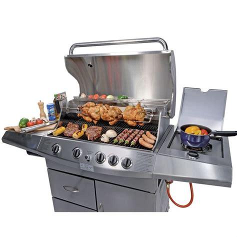 cuisiner avec barbecue a gaz barbecue à gaz 4 feux achat vente barbecue barbecue à