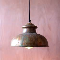 antique rustic one light dome pendant viii kalalou dome