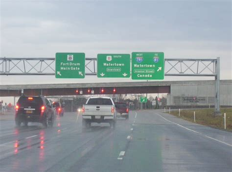 Interstate-Guide: Interstate 781 New York
