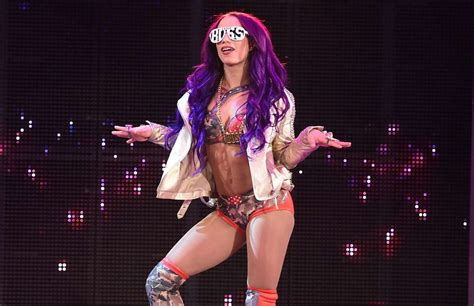 Sasha Banks hints at possible heel turn soon before WWE ...