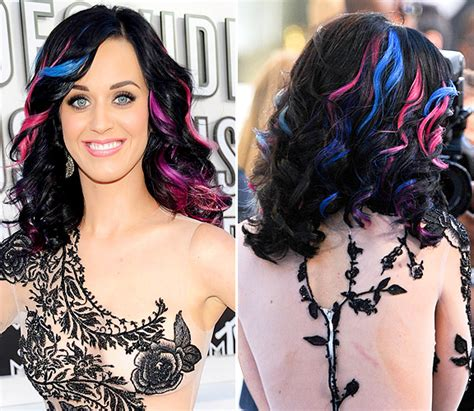 Everyone Loves Lipstick Vibrant Streaks In Gorgeous Locks