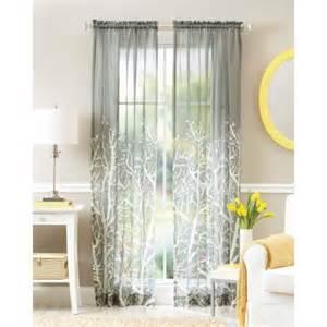 better homes and gardens arbor springs semi sheer window