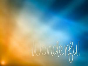 His Name is Wonderful   The Grief Experience: Blog  Wonderful
