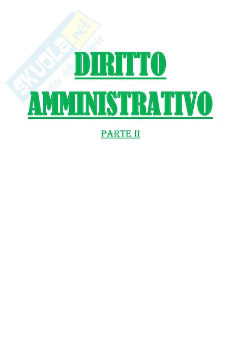 dispensa di diritto amministrativo domande e lezioni appunti di diritto amministrativo