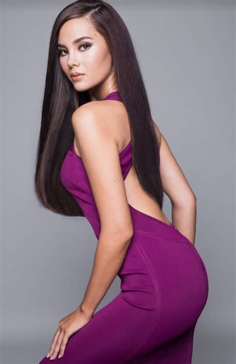 catriona gray bio age height fitness models biography