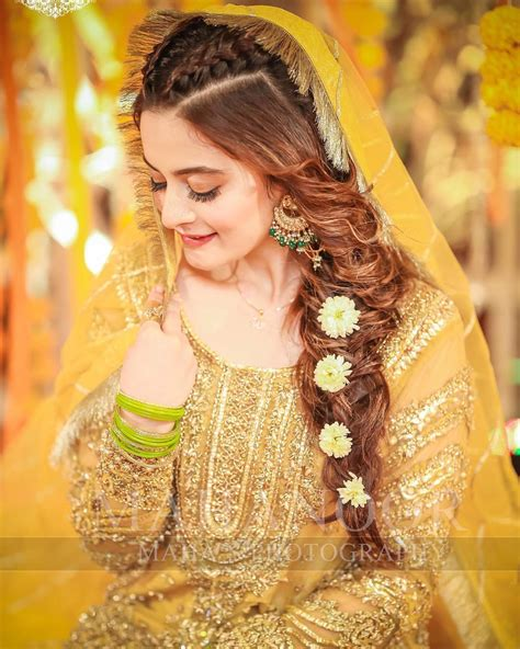 pakistani brides giving major bridal hairstyle goals