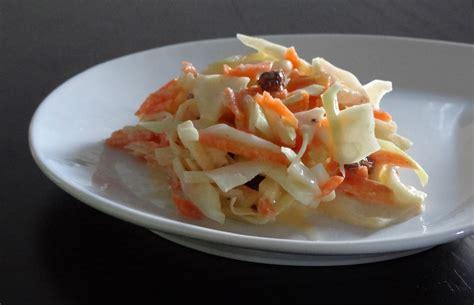 carotte cuisine coleslaw salade d 39 hiver chou carotte et oignon