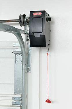 genie wall mount garage door opener  genie company