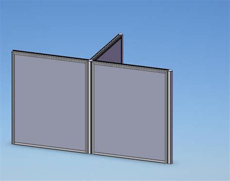 cloison aluminium bureau cloisonflex cloison vitrée cloison de bureau cloison métal cloison aluminium cloison