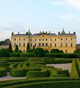 Branicki Palace  Bialystok Poland