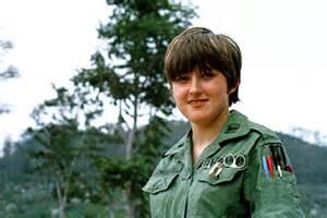 Women Army Nurse Vietnam War