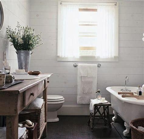 country chic bathroom come arredare il bagno in stile country la figurina