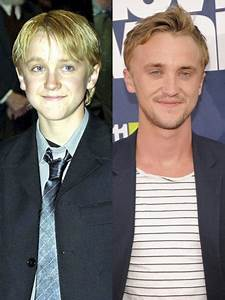 Draco Malfoy | Then and Now pictures | Pinterest | Draco