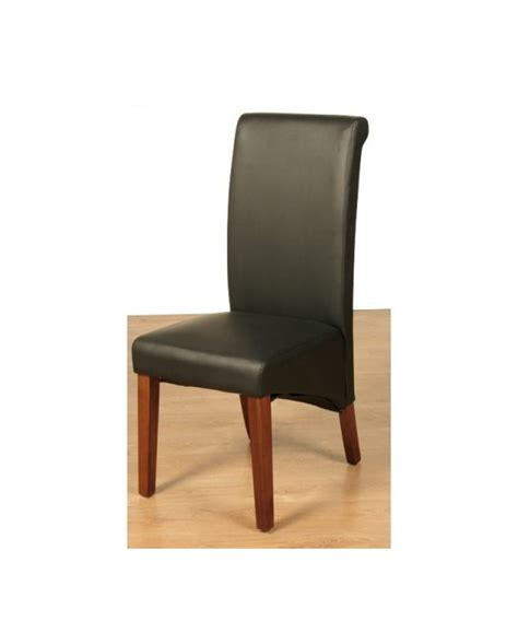 roscrea parsons dining chair black