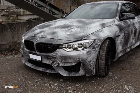 Kryptek Vinyl Boat Wrap by Kryptek Camo Bmw M4 Car Wrap Design Bmw M4