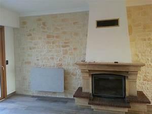 Mur En Pierre Interieur : incroyable enduit interieur a la chaux 5 fa231ade ~ Dailycaller-alerts.com Idées de Décoration