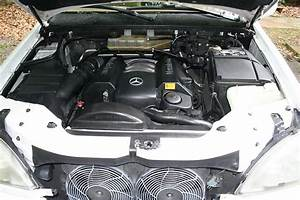 Mercedes Ml320 Engine Size